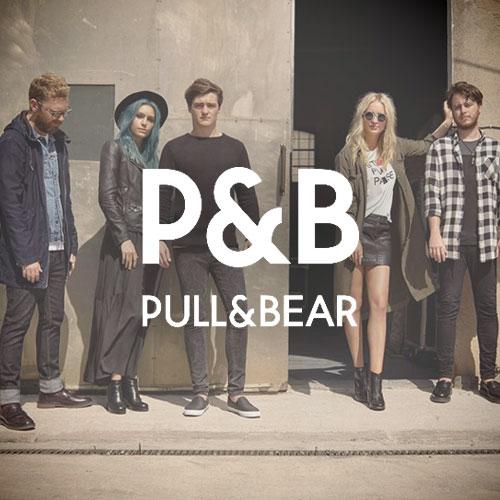 Staffelrabatt bei [Pull&Bear] 7€ ab 70€, 15€ ab 100€ und 30€ ab 150€ Bestellwert