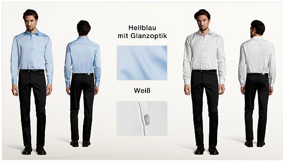 pure Hemden für je 22€+ 4,50€ VSK in 12 Farben und XS-XXL bei vente-privee