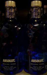 [Real - Offline] Absolut Vodka - Special Edition 0,7l