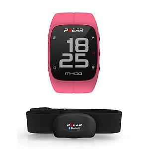 (ebay) Polar M400 HR pink 90057193 GPS-Laufuhr inkl. Polar Brustgurt für 109 Euro