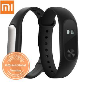 [AliExpress] Xiaomi Mi band 2: Original Official Global Version (mit CE Zertifikat!) $29,99 ($26,99@Geekbuying)  /  auch Xiaomi Mi Band Pulse 1S OOGV $13,99