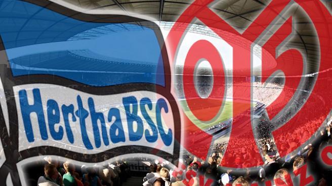 [DKB] Hertha BSC - Mainz 05 kostenlos