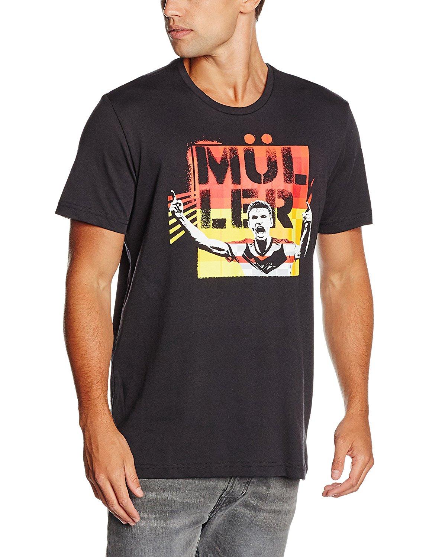 Adidas Herren T-Shirt Graphic (Müller, Neuer, Özil) ab 5,78€ [Amazon Prime]