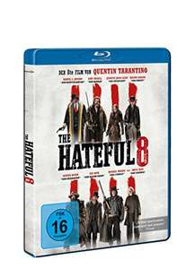 Amazon Prime: The Hateful 8 [Blu-Ray]