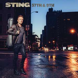 "Sting - ""57th & 9th"" (Vinyl) für 15,99 € [Amazon Prime]"