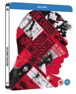 (Zavvi) Mission Impossible 1-5 Limited Steelbook Edition (Blu-ray) für 22,79€