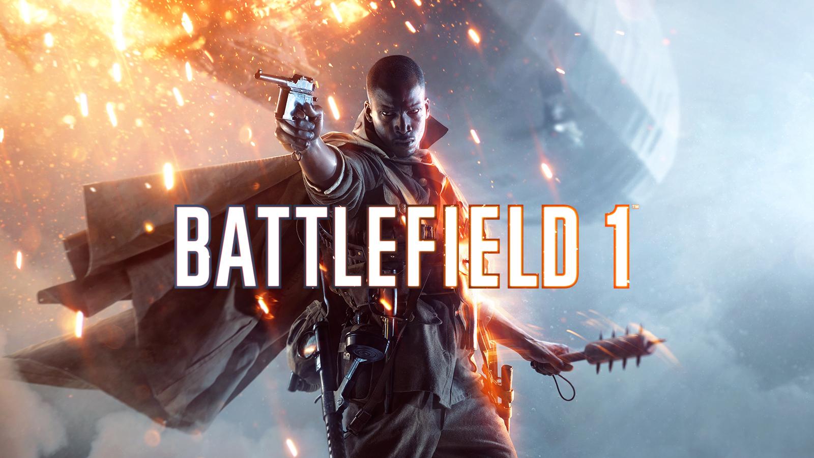 Battlefield 1 PRE-ORDER Origin CD Key