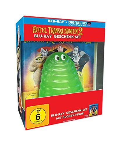 Hotel Transsilvanien 2 Blu-ray mit Blobby Figurine für 9,97€ mit [Amazon Prime]