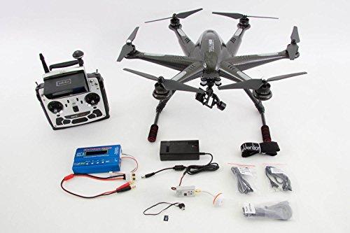 [Amazon] XciteRC Hexacopter mit GPS und 3 Achsen Gimbal für GoPro - 571 statt 1175 €