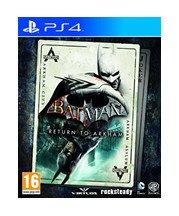 (Base.com) Batman: Return to Arkham (PS4/Xbox One) für 31€