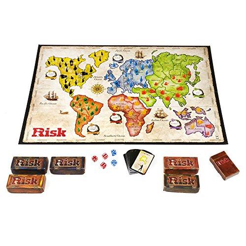 Risiko - das beliebte Gesellschaftsspiel; 23,99