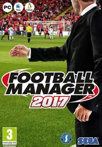 Football Manager 2017 - Limited Edition - Inkl. Beta-Zugang