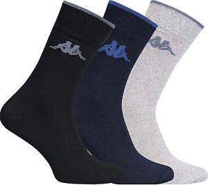 Kappa Socken für den Alltag für 1 EUR pro Paar @eBayWOW Made in EU