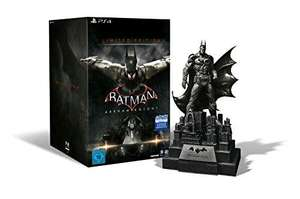 Amazon: Arkham Knight Limited Edition PS4 als WHD ab 26,50€, PVG: 96,60€