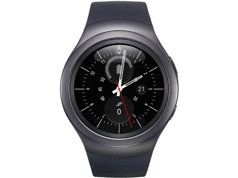 [Saturn Österreich] SAMSUNG Smartwatch Gear S2, schwarz für 168,-€ inc. Versand