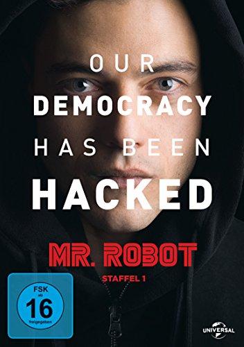 [Prime] Mr. Robot - Staffel 1 [3 DVDs] Blu Ray: 16,97 EUR!