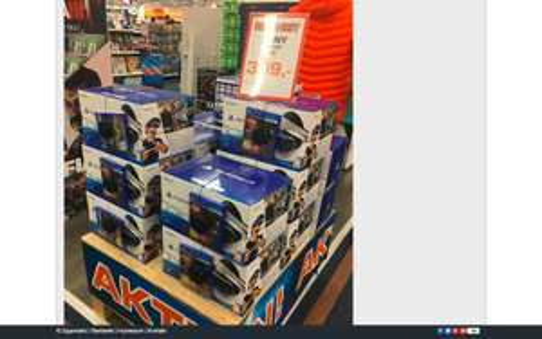 (Lokal) Saturn Berlin Alexanderplatz: Playstation VR Bundle mit Super Stardust oder Hustle Kings