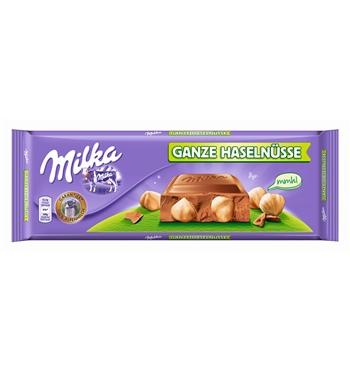 Milka Schokolade 300 Gr. 1,50 € bzw. 4 Stück 5 € mit GS - Regional -