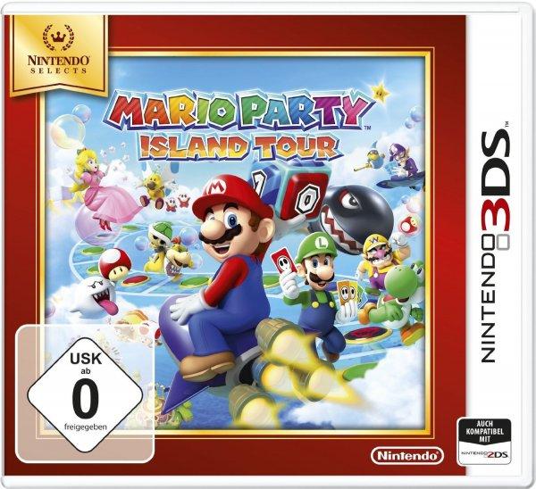 (Amazon Prime) Mario Party: Island Tour (3DS) für 15,99€