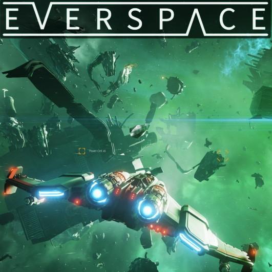 EVERSPACE™ (rogue-like Weltraum-Shooter) – [GMG/Steam e.a.]