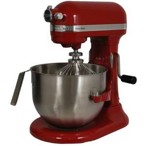 KitchenAid Heavy Duty 6,9L / 1.3 HP (5KSM7591X) in Rot oder Weiß
