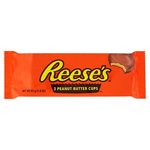 [AMAZON PRIME] Reeses Peanut Butter Cups, 40er Pack (40 x 51 g) anstatt 32,99€