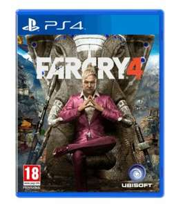 Far Cry 4: Limited Edition (PS4) für 14,37€ (Game.co.uk)
