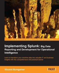 "[PacktPub]Gratis E-Book ""Implementing Splunk"""