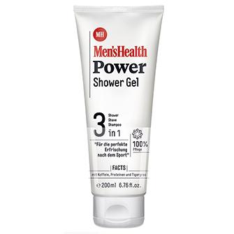 Men's Health 3in1 Shower Gel oder Cooling Down Shower [Rossmann]