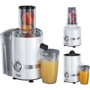 Russell Hobbs 22700-56 3 in 1 Ultimativer Entsafter 91 EURO sonst UVP 151 EURO