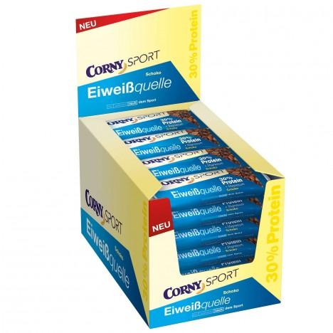 Corny Sport Riegel (mit 30 % Protein) - 24 Stück für 16,99 € + gratis Produktprobe