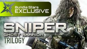 [Steam] Sniper: Ghost Warrior Trilogie + 2 extra DLCs