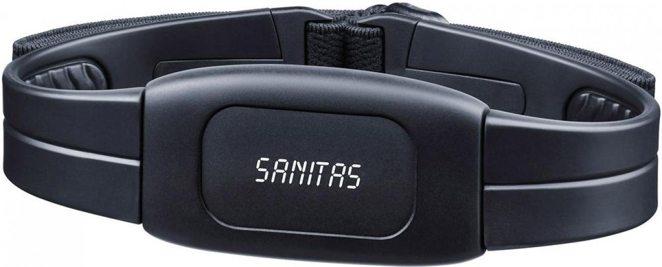 Sanitas Bluetooth 4.0 Herzfreuenz-Brustgurt (perfekt für Runtastic) für 19,99 €