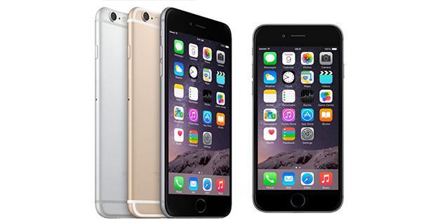 iPhone 6 (refurbished) mit 64 GB in verschiedenen Farben für 379€