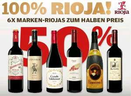 Rioja Weine