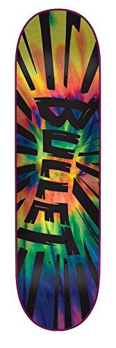 """Bullet Komplett Skateboard 7.8"""" x 31.7"""" // AMAZON PRIME"""
