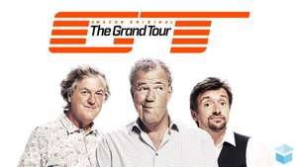 """Tickets für """"The Grand Tour"""" Studioaufzeichnung. Top Gear nachfolger!"""