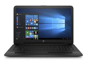 "HP 17-x110ng: 17,3"" FHD matt, Intel Core i5-7200U, 8GB DDR4 RAM, 256GB SSD, AMD Radeon™ R7 M440, HDMI, DVD Brenner, Windows 10 für 539€ (NBB)"