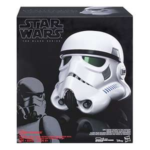 Hasbro Imperialer Stormtrooper Helm (Star Wars Rogue One The Black Series) mit Stimmverzerrer [Vorbestellung]
