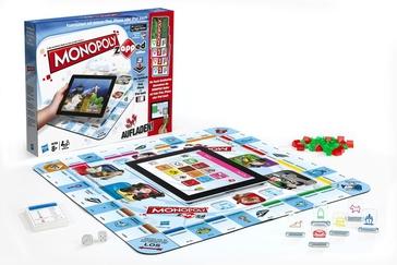 Monopoly Zapped wieder für 34,98€ verfügbar (Iphone/Ipad/Ipod Touch benötigt)