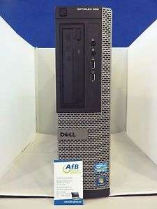 Dell OptiPlex 390 (Slim) Desktop PC / Core i3-2120@ 3,30GHz,4GB RAM,160GB HDD, W7Home