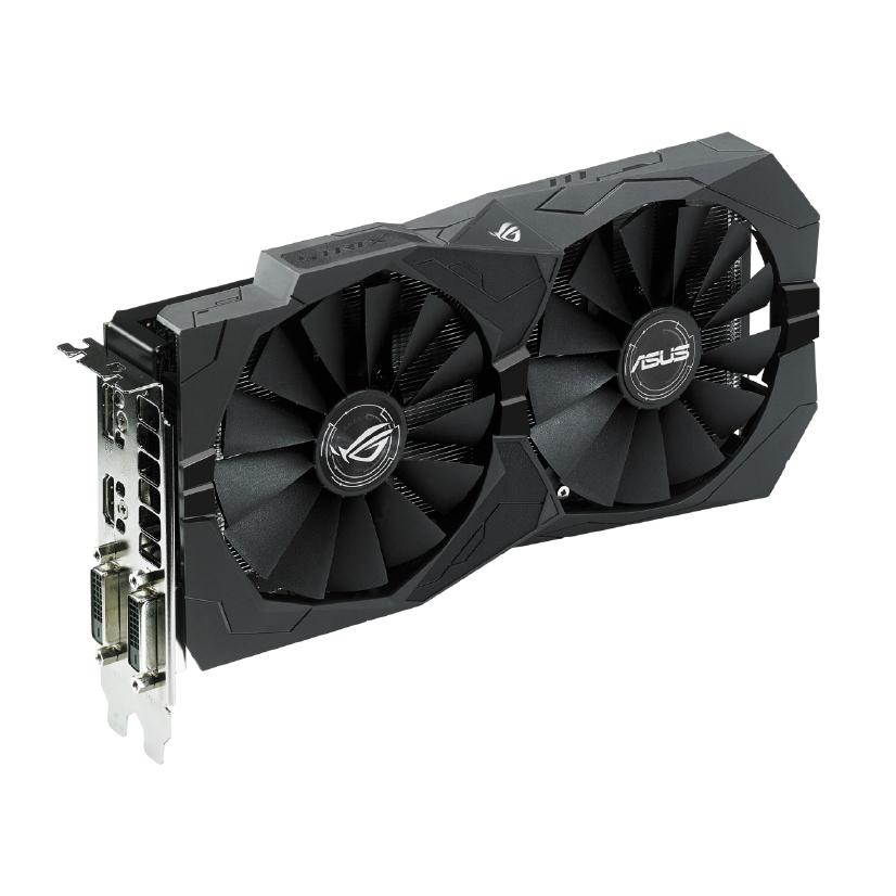 NBB - ASUS STRIX-RX460-O4G-GAMING, 4GB