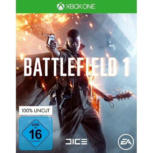 Battlefield 1 Xbox one / PS4 für 51,99 bei Müller
