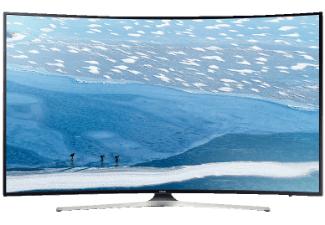 SAMSUNG UE65KU6179 LED TV (Curved, 65 Zoll, UHD 4K, SMART TV) + 200€ Geschenkkarte
