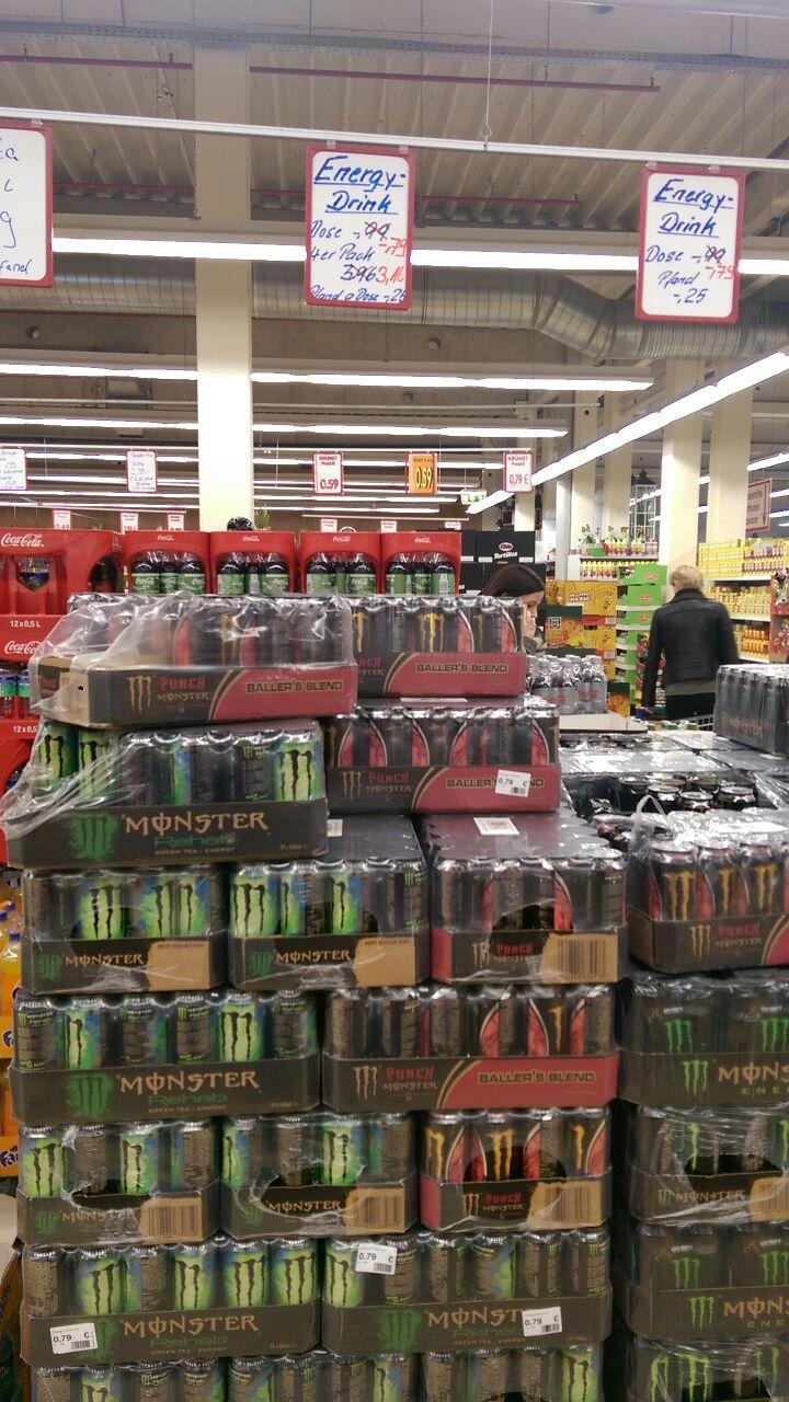 [Lokal] Monster Energy 0,79€ @ Krümet (Hamburger Raum)