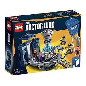 Lego Ideas 21304 Dr. Who Tardis 43,28 € inkl. VSK [amazon.co.uk]