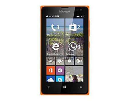 Lumia 435 Windows Phone (mit Windows 10 Mobile) für 30,10€ [Vorführgeräte] [Allyouneed]