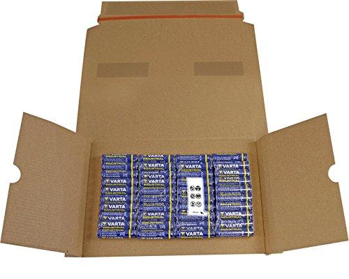40 Stück Varta Batterien Micro AAA LR06 (Amazon)