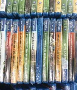 PS Vita Spiele 4,99€ / Pets, Reality Fighters, Uncharted etc [Kaufland]