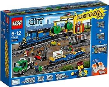 LEGO 66493 City Superpack 4 in1, 199,99 € @intertoys.de